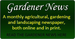 Gardener News - Read it here