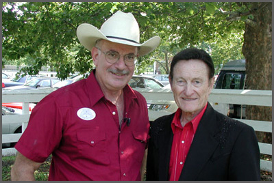 Herb Sudzin and Jesse McReynolds