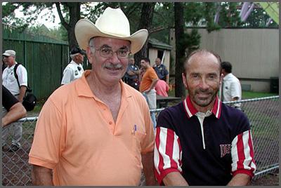 Herb Sudzin and Lee Greenwood