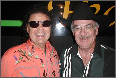 Ronnie Milsap and Herb Sudzin