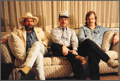 Herb Sudzin and The Bellamy Brothers