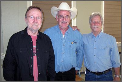 Herb Petersen and Chris Hillman