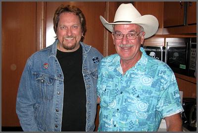 Jerry Douglas and Herb Sudzin
